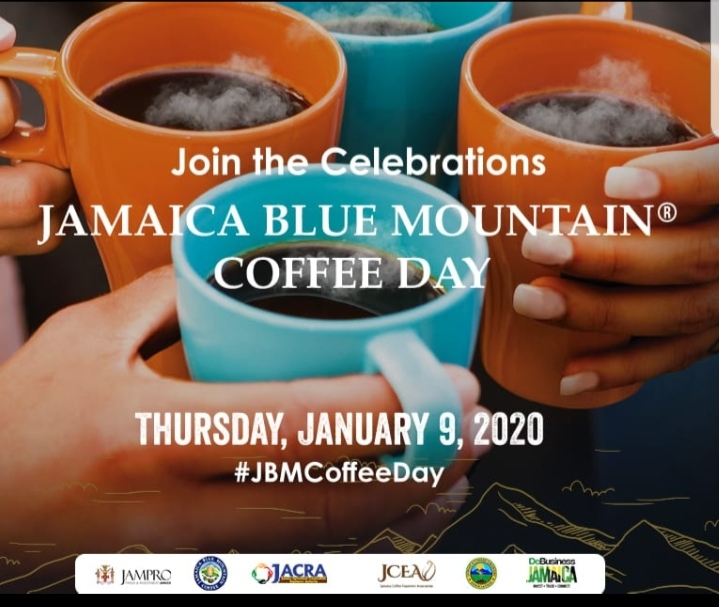 JAMAICA BLUE MOUNTAIN COFFEE DAY