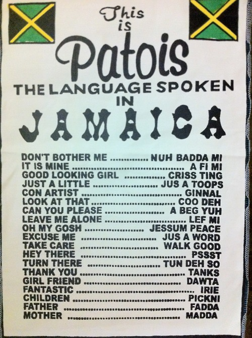 Consulate Of Jamaica People And Culture - What is the official language of jamaica